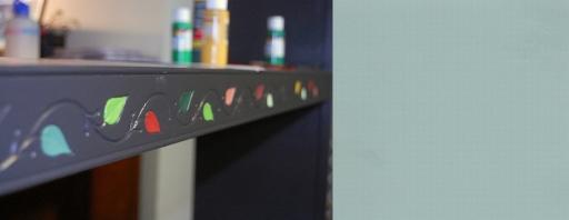 Dresser color scheme